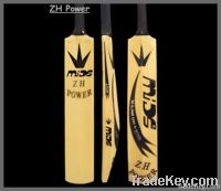 **ZH POWER** Cricket Bat English Willow Grade A+