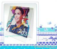 2013 Desk Calendar Printing Service