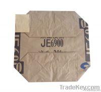 kraft paper valve bag