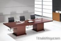 office modern  wood conference table