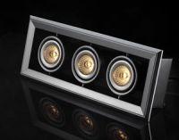 Square LED DownLight 40w (HZ-TDD40W)