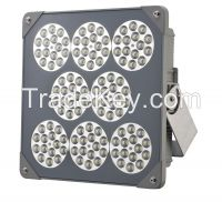 160W IP65 LED Petrol station light which similar with Phillip MMF383 replacement
