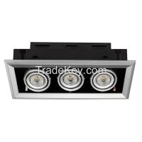 20W 1220lm LED Downlight CRI 90