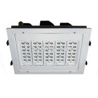 100W LED Canopy Light 100V - 240V 3000K - 6000K CRI80 For Airport
