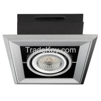 IP40 LED Downlight Aluminum Alloy+Steel