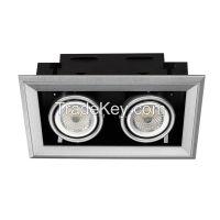 IP40 LED Downlight Aluminum Alloy+Steel