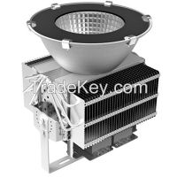 250W IP65 LED High bay lights with beam angel 25D/60D for public lighting places