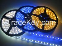 RGB IP67 3 - 8W 12*1000mm Flexible LED Strip Lights For Car ( HZ-DTN5050-30 )