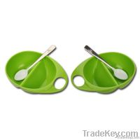 Baby Feeding Bowl (with spoon)