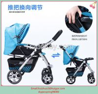 wholesale cheap Xiao A Long colorful Baby Stroller