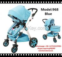 popular new-style baby stroller/baby buggy with EN1888 test china fact