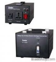 Patented Automatic Voltage Converter