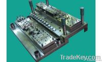 Molds, Metal Tooling, Progressive Die