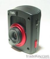 Speed Camera Warning Driving Recorder Car Black Box Dash Camera