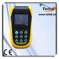 Tellid Brand portable ADSL2+ Tester, ADSL2 Tester, ADSL Tester, Lan/Wan Ping Tester Meter TLD801D with DMM for network maintenance