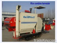 4LZ-2.0 Rice Combine Harvester, Wheat/Rice Combined Harvester