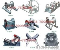 Corner roller/ TUBE ROLLERS/Cable guides