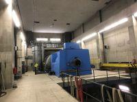 55 MW Gas Turbine Power Station