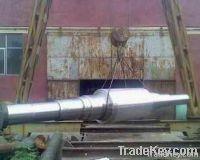 forging shaft for Oil drilling equipment