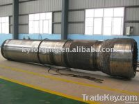 Centrifugal casting iron pipe mould