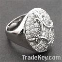 2011 Fashion 925 Sterling Silver New Ring/new style rings