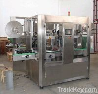 PM-300D Double Head Sleeve Labeling Machine