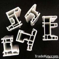White Anti-UV PVC Profiles