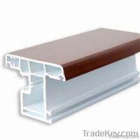 ASA/PVC Co-extrusion Wood-color Profiles