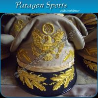 US General MacArthur Khaki Peaked Cap