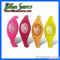 Silicone Ion Watch