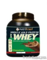 Nutrimed Whey Protein Concentrate and Whey Protein Isolate