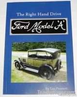 Model 'A' Ford books