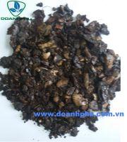 Cashew shell residue