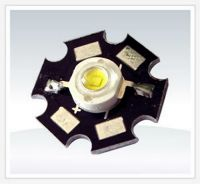 1w high power white LED with 90-130LM