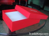 High quality gift packing boxes/wholesale cardboard packaging