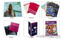 Promotional brochure printing, booklet printer, customize printing