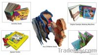 coloring Children book printing, boardbook printing