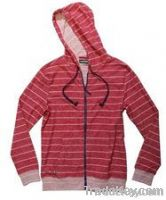 hoodie with earphones for drawstrings, fully machine washable headphone