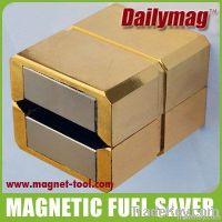 Vehicle fuel saver, magnetic fuel conditioner