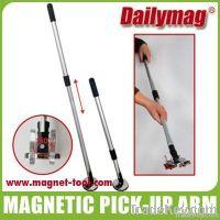Telescoping Aluminum Magnetic Pick up tool