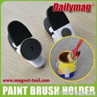 Magnetic Paint Brush Holder Clip