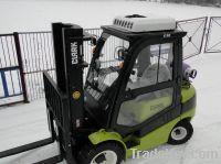 Truck Cab Air Conditioner 3500W/5000W