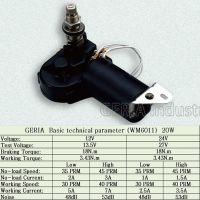 WIPER MOTOR (for bus/trian/marine/truck wiper)