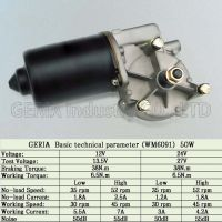 WIPER MOTOR (for bus/trian/marine/truck wiper)