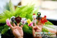 Handmade Finger Puppet