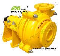 high anti-abrasion  heavy duty slurry pumps