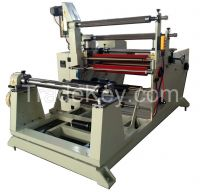 slitting rewinder for adhesive tapes cellophane paper protecting film