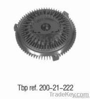 Clutch.radiator fan 000 200 5122