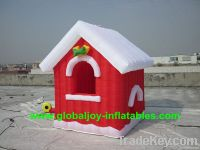 New inflatable christmas decoration carton