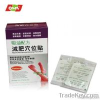free shipping Absorb Fat Formula Slimming Point Patch
